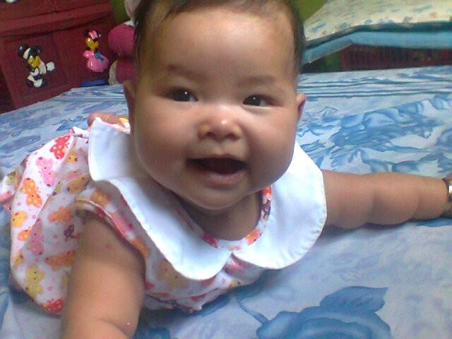 Zheliska Ambar Wiar Dewi, 5 Bulan, Perempuan